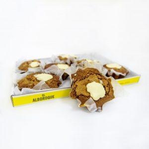 Magdalenas Grandes Chocolate Blanco copia